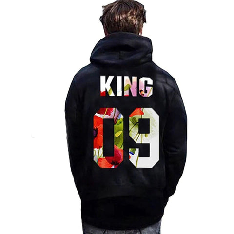 Les 2 Sweats Couple King et Queen #09 Homme