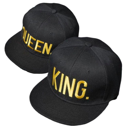 Casquette QUEEN KING RAP