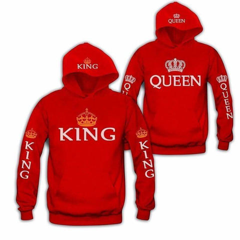 pull king queen rouge