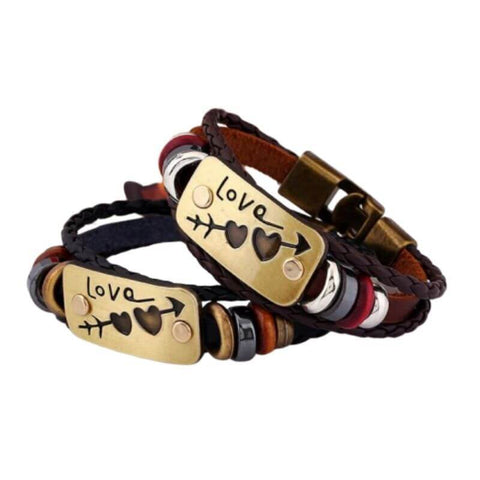 bracelet saint valentin couple