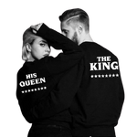 Les 2 Sweats Couple King et Queen