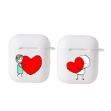 coques pour Airpods couple