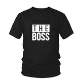 les 2 T-Shirts Couple <br> BOSS