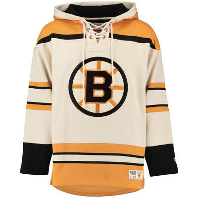 detailed look 81a87 1f07a boston bruins hooded jersey