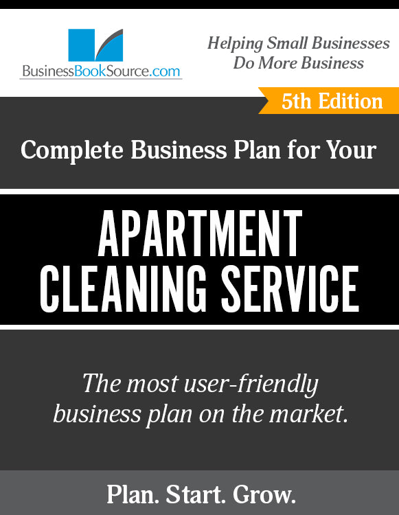 How to Write A Business Plan for an Apartment Cleaning Service