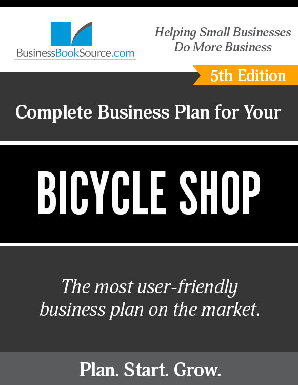 How to Write A Business Plan for a Bicycle Shop