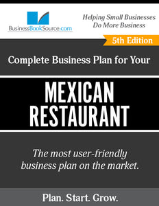 How to Write A Business Plan for a Mexican Restaurant