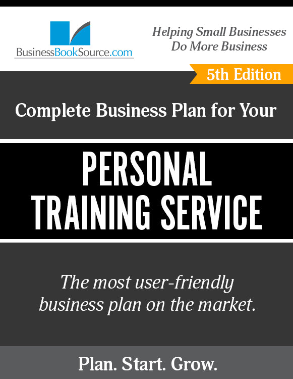How to Write A Business Plan for a Personal Trainer Service