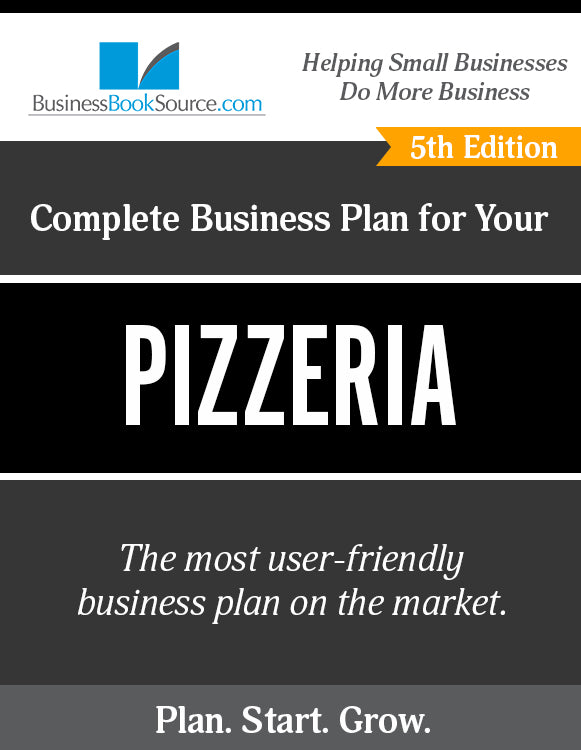How to Write A Business Plan for a Pizzeria
