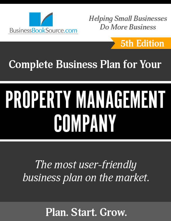 How to Write A Business Plan for a Property Management Company