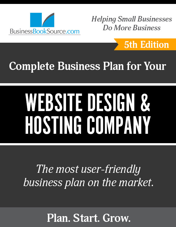 How to Write A Business Plan for a Website Design Company