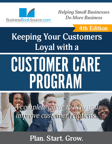 Customer Care: Customer Care Program