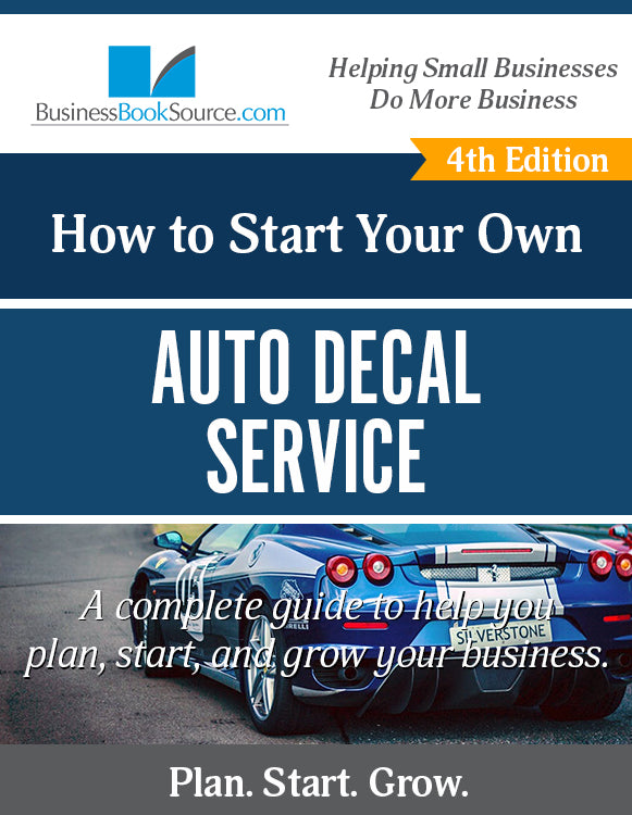 How to Start an Auto Decals Business