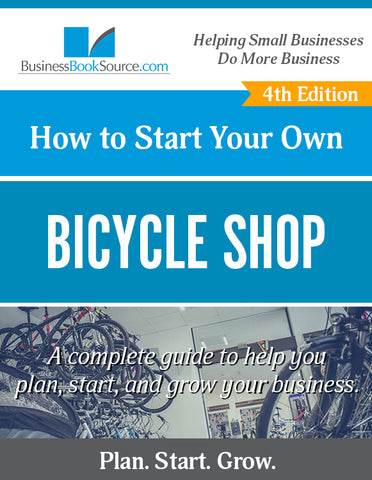 Start Your Own Bicycle Shop!