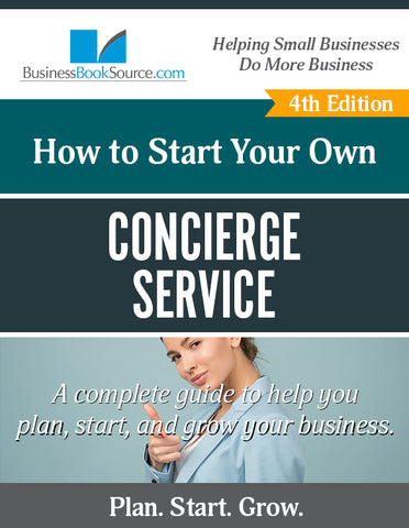 Start Your Own Concierge Service!