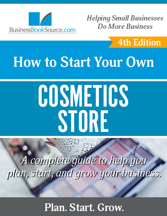 How to Start a Cosmetics Store