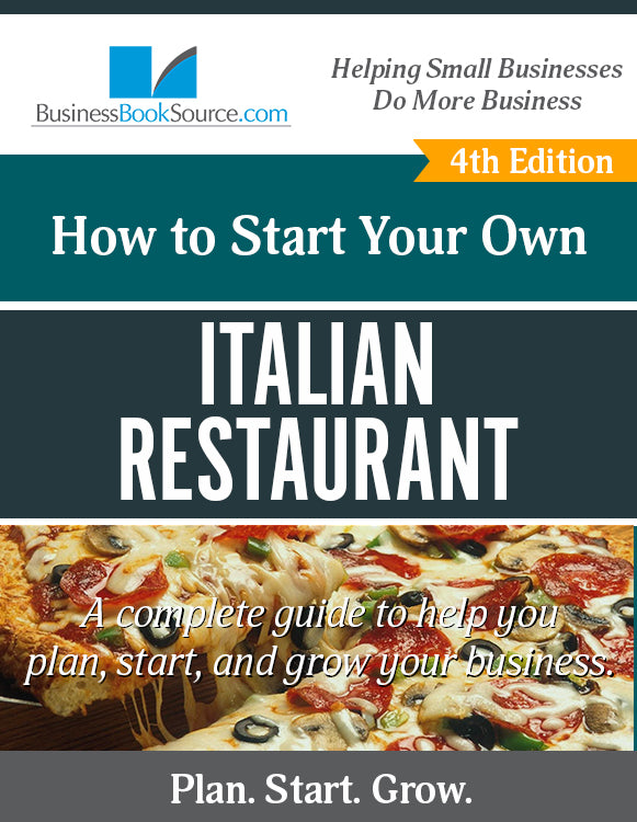 How to Start an Italian Restaurant