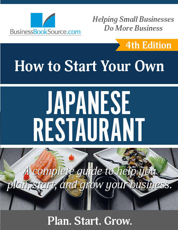 How to Start a Japanese Restaurant