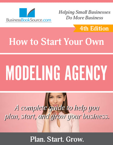 Start Your Own Modeling Agency!