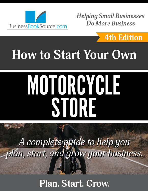 How to Start a Motorcycle Store
