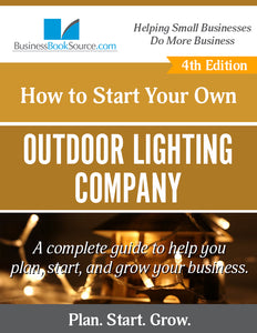 How to Start an Outdoor Lighting Company