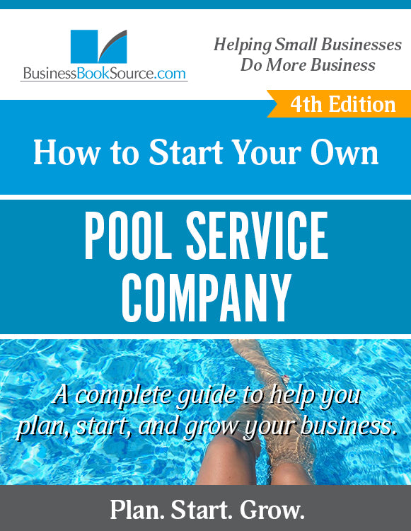 How to Start a Pool Service Company