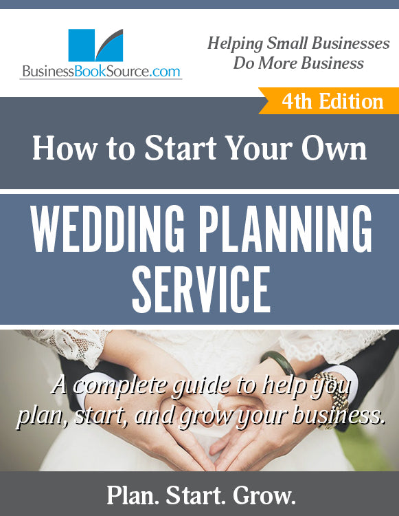 How to Start a Wedding Planning Business