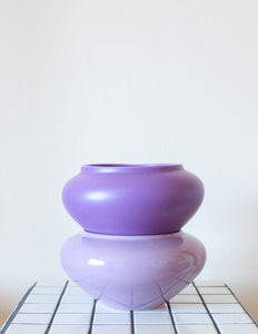 purple pot