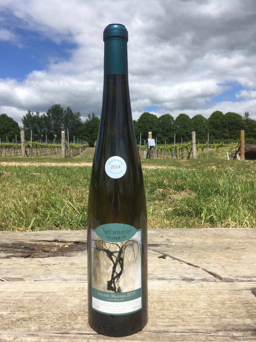Sussex Reserve 2014 vintage white wine