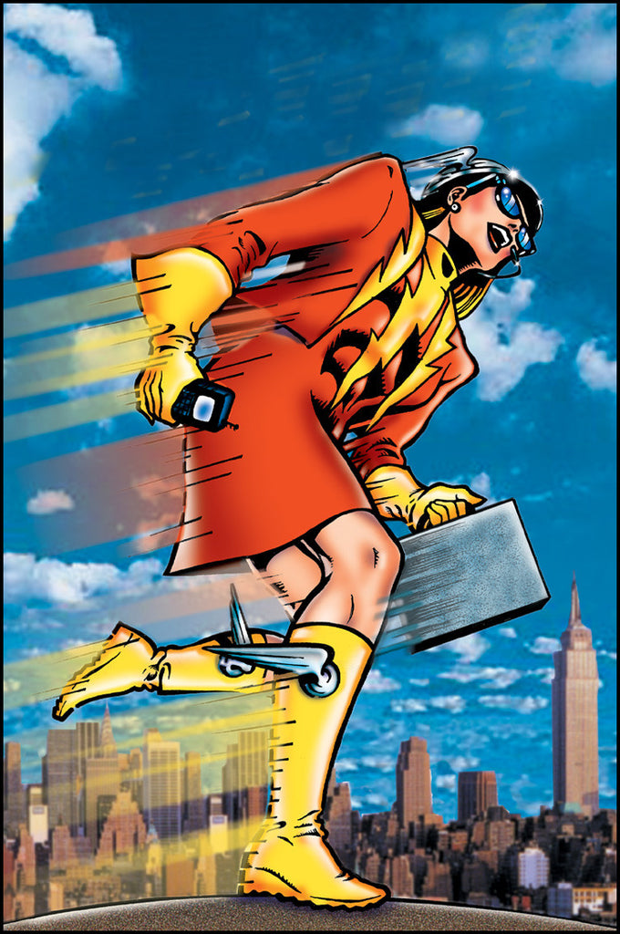 Super-Chick Speedster