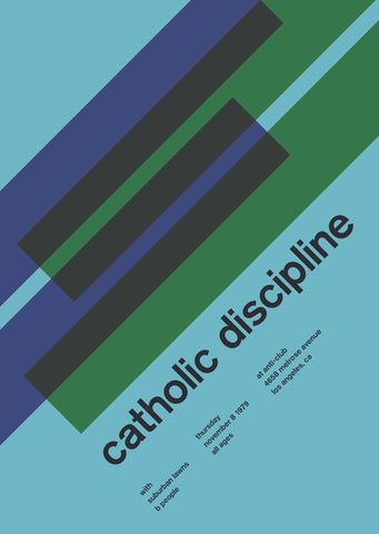 Catholic Discipline at Anti-Club, 1979