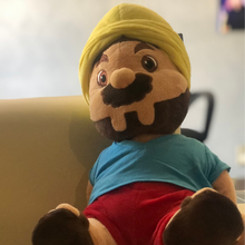 Load image into Gallery viewer, Fluffy Singh Plush Punjabi Teddy - Quirky Masala