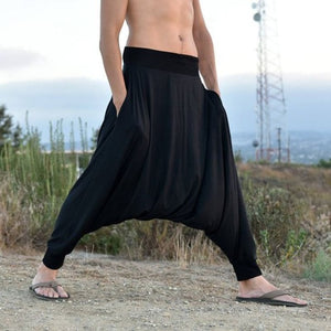 Mens Harem Pants | 2020 Hip Hop Style - Quirky Masala