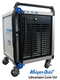 Bio Air Scrubber | Silver | HEPA Filter & Ultra Violet Light | 1200 CFM (free air)
