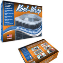 Kool Wrap Air Conditioner Condenser Filter | Save on Energy and Repairs