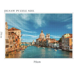 Load image into Gallery viewer, Puzzles for Adults 1000 Piece-Beautiful Scenery Puzzle-Brain Challenge Puzzle for Kids-Unique Home Decorations and Gifts-Spring Scene