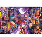 Load image into Gallery viewer, 1000 PCS Adult Jigsaw Large Jigsaw Puzzle, Puppet City, Adult Decompression Child Educational Gift.