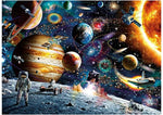 Load image into Gallery viewer, Space Puzzle 1000 Piece Jigsaw Puzzle Kids Adult – Planets in Space Jigsaw Puzzle