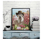 Load image into Gallery viewer, 500PCS Dog Jigsaw Puzzle Puppy for Kids Adults, Intellectual Educational Game Learning Decompression, Art Project for Home Wall Decor