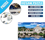 Load image into Gallery viewer, DIY Family Game Adult Children Puzzle Puzzle Toy 1000PC Puzzle Landscape Pattern