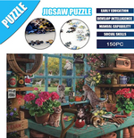 Load image into Gallery viewer, Adults Puzzles 150 Piece Large Puzzle Game Interesting Toys Personalized Gift