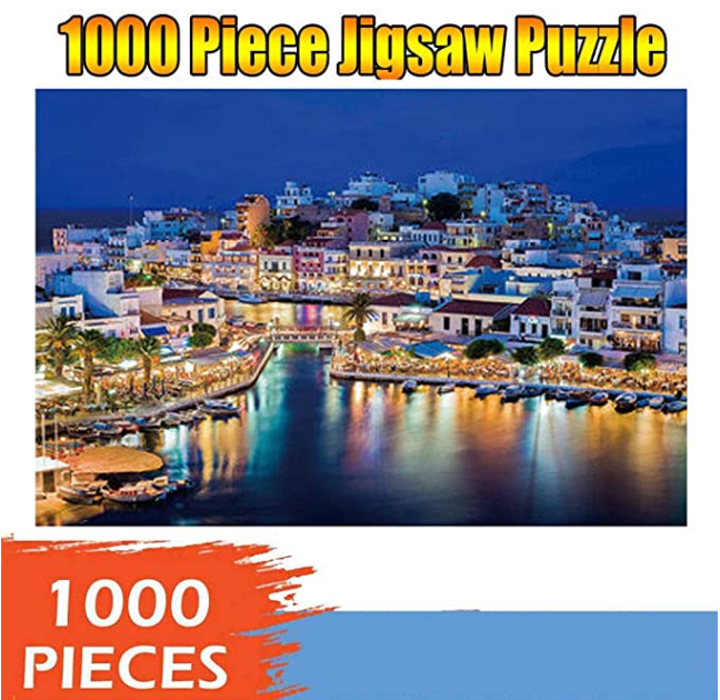 Early Education Puzzle Adults Puzzles 1000 Piece Large Puzzle Game Interesting Toys Personalized Gift