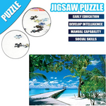 Load image into Gallery viewer, Adult Children Puzzle Puzzle Toy 1000PC Puzzle Landscape Patten Tropical Hawaiian Landscape