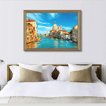 Load image into Gallery viewer, Jigsaw Puzzles 1000 Pieces for Adults Venice City Educational Fun Game Intellectual Decompressing Interesting Puzzle