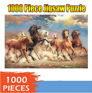 World Map Jigsaw Puzzle - 1000 Pieces Jigsaw Puzzles for Children and Adult, Puzzle Toy - Designed for Kids Ages 10 Years and up, Every Piece is Unique, Pieces Fit Together Perfectly