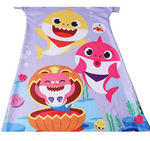 Load image into Gallery viewer, Nightgown for Toddler Girls Baby Shark Pajamas