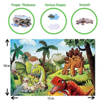 Load image into Gallery viewer, Dinosaur Jigsaw Puzzles for Kids Age 4-8, 100 Piece Preschool Puzzle Set for Toddlers and Children, Animal Learning Educational Puzzle Toys Great Gift for Boys and Girls(Style 1)
