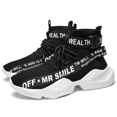 Mr Smile Off-white Trainer