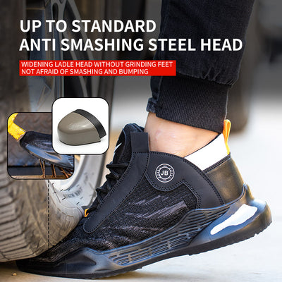 SNK JB-X Safety Boots
