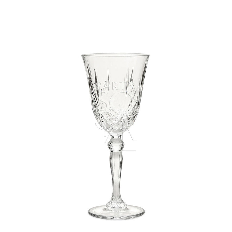 CRYSTAL RED WINE GLASS ROME